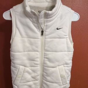 Nike vest women's size small great condition